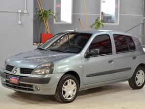 Renault Clio Expresion 1.5 Turbo Diesel 2005 Color Verde