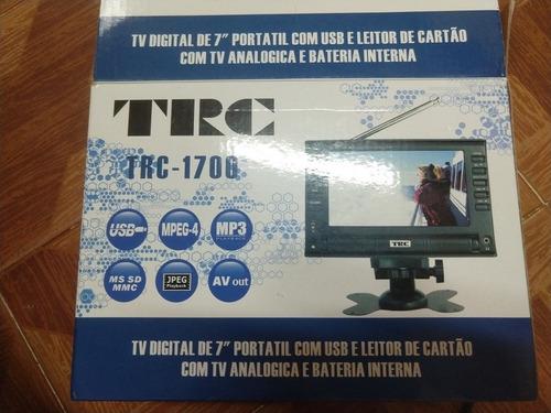 Tv Digital De 7'' Trc -1700