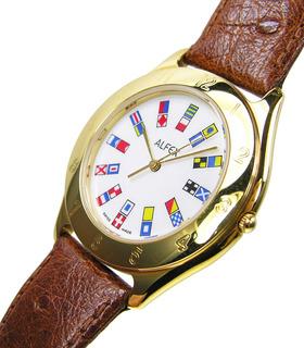 Reloj Alfex Mod 5036 - Cuadrante Código Náutico