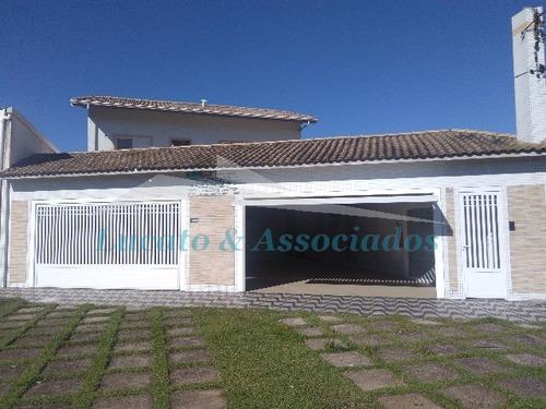 Sobrado Para Venda Tude Bastos, Praia Grande Sp - So00077 - 4553554