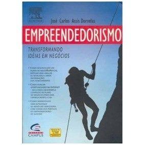 Livro Empreendedorismo José Carlos Assis Dornelas