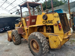 Pa Carregadeira W20 B Case Turbinada