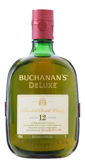 Whisky Escocês Buchanans 12 Anos Garrafa 1 Litro