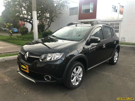 Renault Sandero Stepway Expression Mt 1600cc Aa