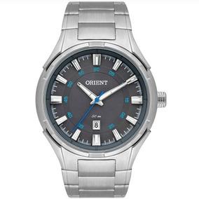 Relógio Orient Mbss1348 G1sx Prata Original