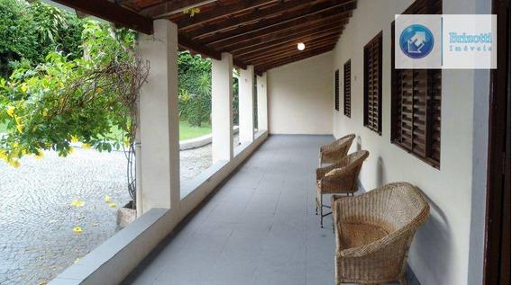 Chácara À Venda, Parque Jatibaia (sousas), Campinas. - Ch0011