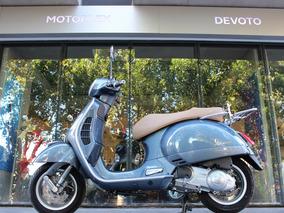 Vespa 300 Gts Ab Motoplex Devoto - Gris