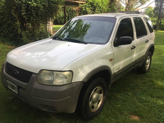 Ford Escape 2.0 Xls 4x4 2001