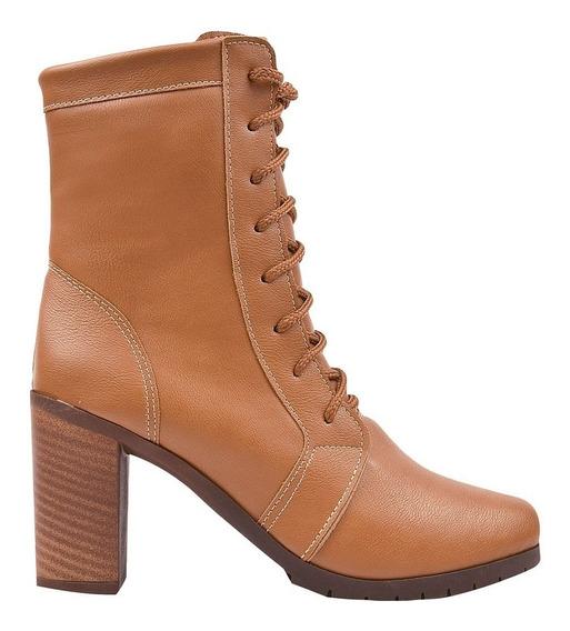 Bota Coturno Sapato Feminino Chiquiteira Chiqui/4029