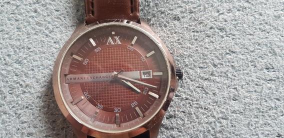 Relógio Original Armani Exchange Ax2123 Funcionando