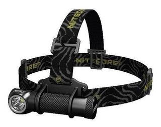 Linterna Frontal Nitecore Hc33 1800 Lumen, Uso Extremo