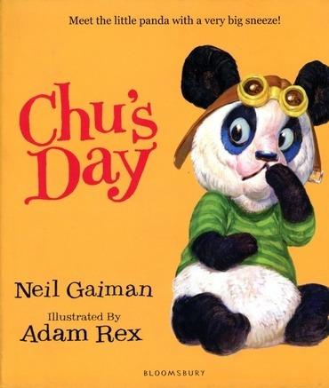 Chu's Day - Gaiman Neil