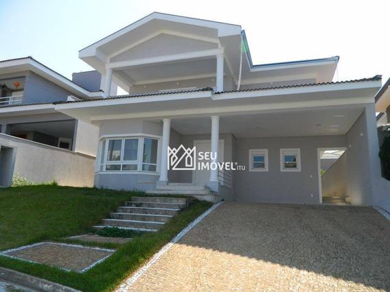 Casa Residencial Para Locação, Condomínio Jardim Theodora, Itu - Ca1463. - Ca1463