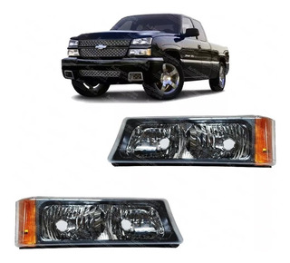 Par Cuartos Chevrolet Silverado 2003 2004 2005 2006