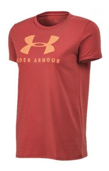 Remera Under Armour Sportstyle Classic Mujer 1356281 On