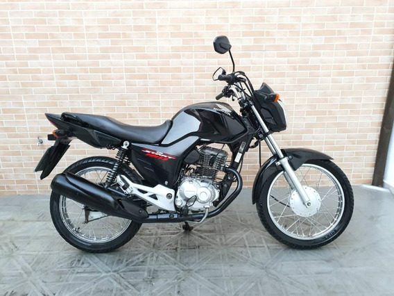 Honda Cg-160 Start