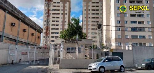 Apartamento Com 3 Dormitórios À Venda Por R$ 300.000,00 - Vila Cunha Bueno - São Paulo/sp - Ap0615