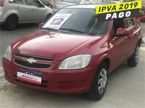 Chevrolet Prisma 1.4 Mpfi Lt 8v Flex 4p Manual