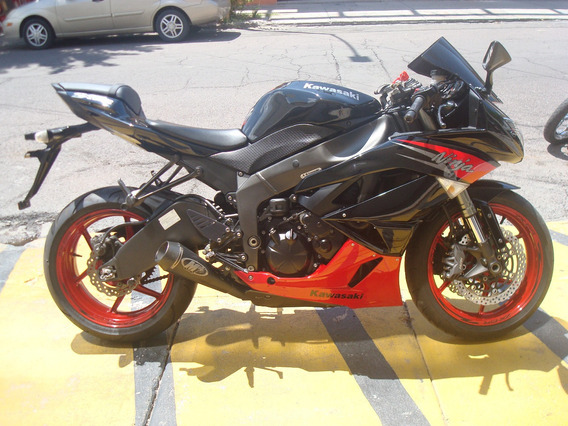 Kawasaki Ninja Zx6r 2011 R6 R1 Cbr Gsxr Bmw Duca Motomaniaco