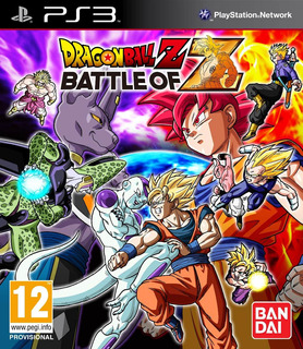 Dragon Ball Battle Of Z Ps3 Playstation 3 Original
