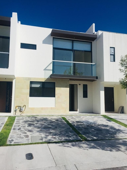 Casa En Renta, Residencial Zakia Rcr191015-es