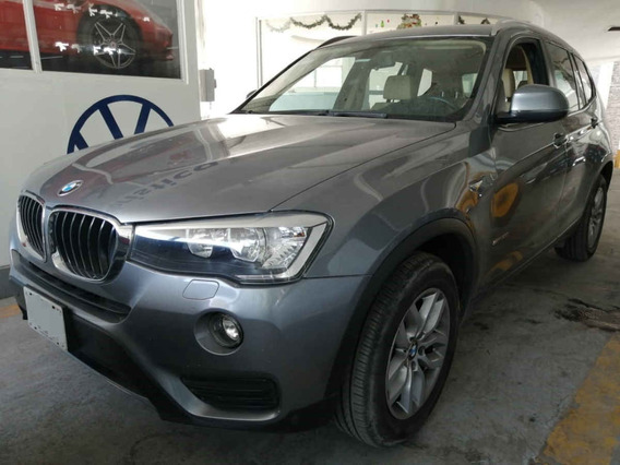 Bmw X3 2017 5p 3.0 Sdrive 20ia At