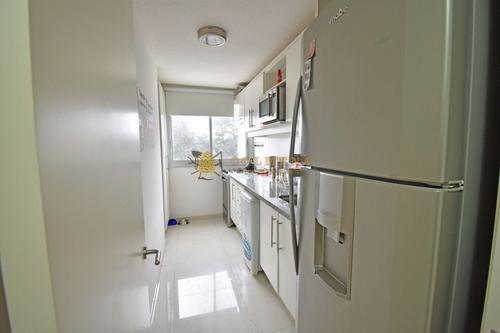 Apartamento En Rooesvelt,  De 2 Dormitorios, 1 Baño Completo, Cocina Definida, Living Comedor Con Terraza Y Garaje. Consulte!!!!!!!- Ref: 2255