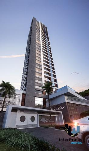 Imagem 1 de 16 de Apartamento Padrão Com 2 Quartos No Brava Hill - 679-v