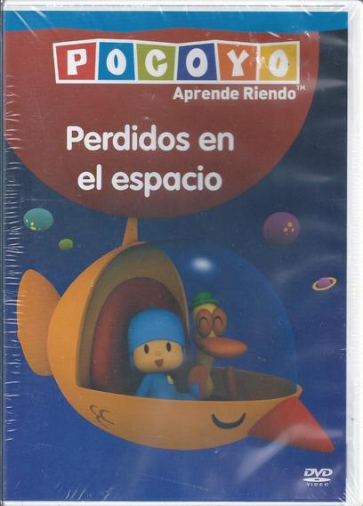 Pocoyo Perdidos En El Espacio Dvd Nacional