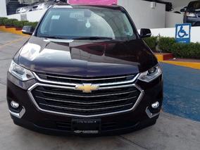 Chevrolet Traverse 3.6 Lt Piel At Aeroplasa Auto Seminuevo