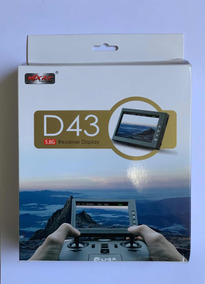 Tela Lcd Mjx D43 5.8