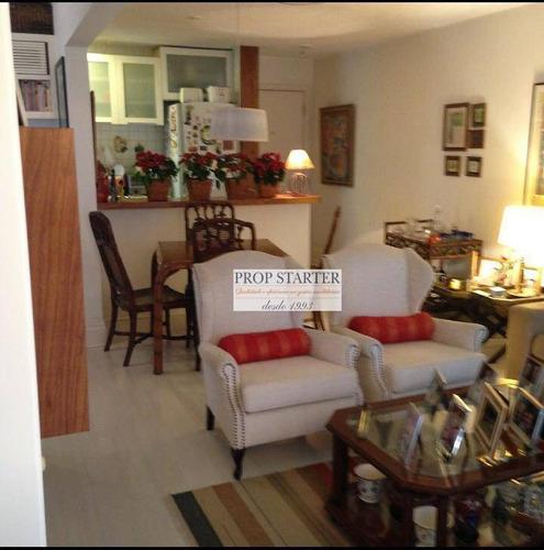 Imagem 1 de 9 de Apartamento À Venda, 67 M² Por R$ 450.000,00 - Real Parque - São Paulo/sp - Ap0704