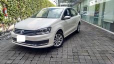 Volkswagen Vento 2017 4p Confortline L4/1.6 Aut