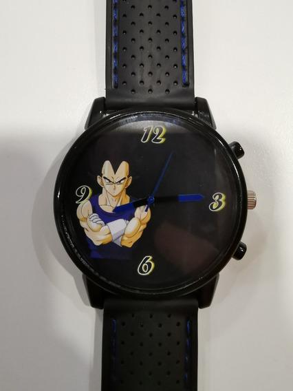 Reloj Caballero Hombre Dragon Ball Vegetta