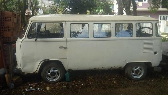 Volkswagen Kombi Ano 1995 Retirar Peças