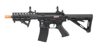 Aeg Airsoft San Diego Full Metal - Duel Code - Rifle Top