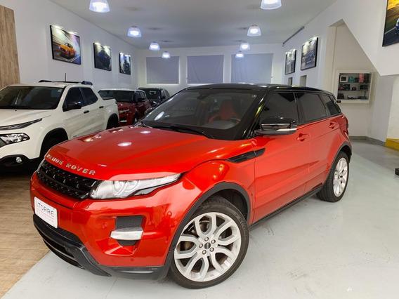 Range Rover Evoque 2.0 Dynamic Tech 4wd Blindada Stell N3a