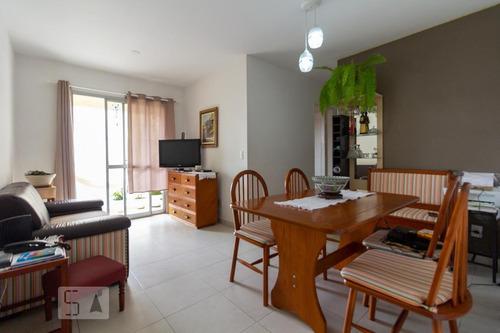 Apartamento À Venda - Jaguaré, 3 Quartos,  60 - S893136777