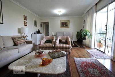 Apartamento No 4º Andar Com 3 Dormitórios E 2 Garagens - Id: 892935979 - 235979