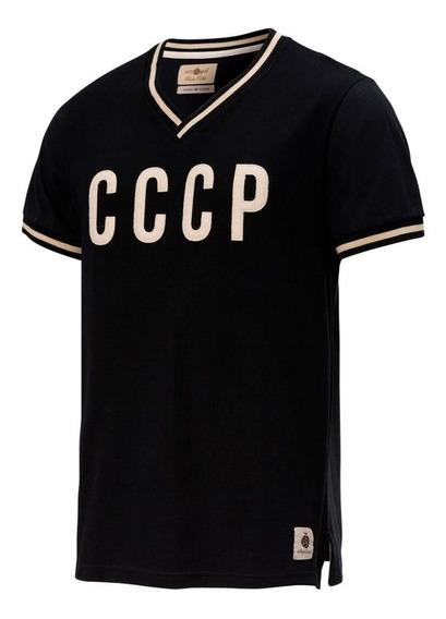 Camisa Cccp Retrô Gol Yashin Edição Limitada