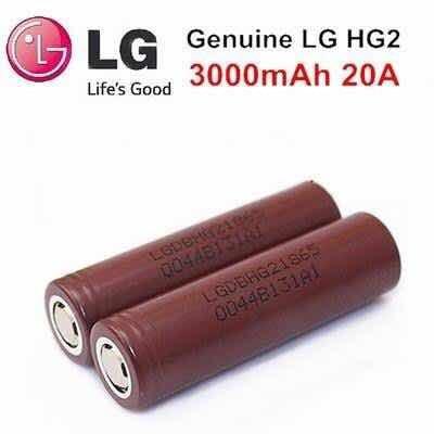 Bateria LG Hg2 Chocolate - 2 Pcs