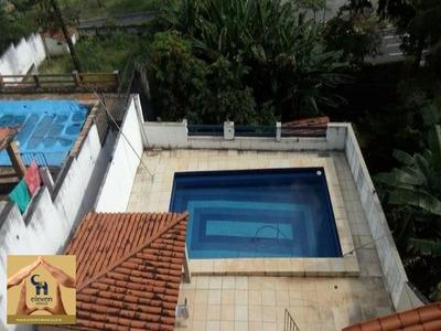 Eleven Imoveis, Casa Para Aluguel 8/4 Em Pernambués. - Cs00413 - 33707702