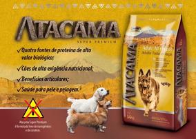 Ração Atacama All Breeds