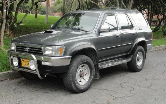 Toyota 4 Runner Turbo-diesel.