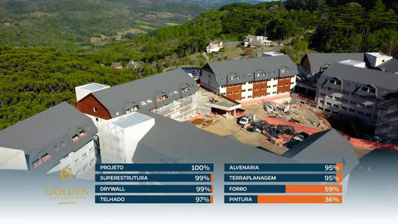 Cota Imobiliária Golden Gramado Resort Laghetto