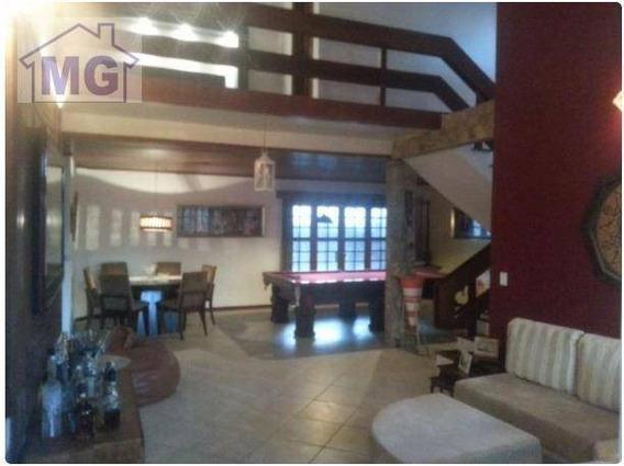 Casa Com 5 Dormitórios À Venda, 350 M² Por R$ 1.800.000 - Praia Do Pecado - Macaé/rj - Ca0064