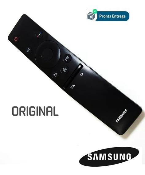 Controle Remoto Samsung 4k Curva Original