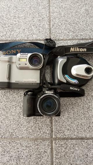 Câmeras Fotográficas Digitais (no Estado)