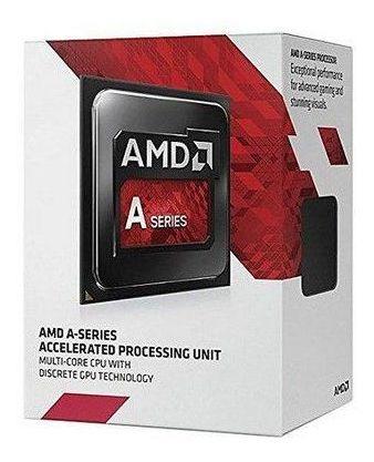 Processador Amd A6-7480 Kaveri Dual-core 3.8ghz Socket Fm2+