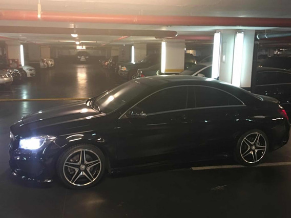 Mercedes-benz Clase Cla 2.0 Cla250 Coupe Sport 211cv At 2013